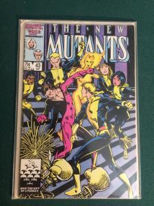 The New Mutants #43