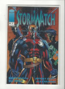 Jim Lee's Stormwatch # 0 Image Comics Poly-bagged NM