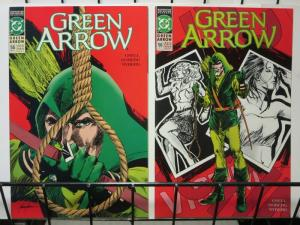 GREEN ARROW 55-56 JUSTICE IS MINE complete story