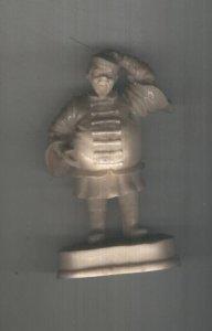 Figura Resina Sing Li serie El Cosaco Verde (figura a pintar por el comprador)