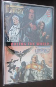 Planetary The Authority Ruling the World (2000) #1, VF