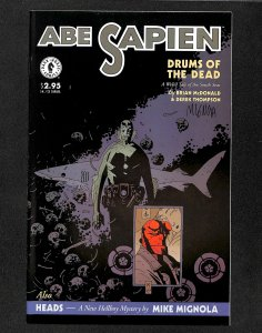 Abe Sapien: Drums of the Dead #1 (1998)