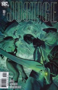 Justice (DC) #10 FN; DC | save on shipping - details inside