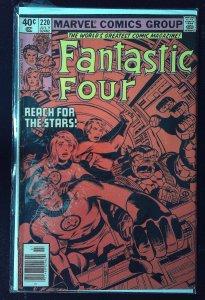 Fantastic Four #220 (1980)