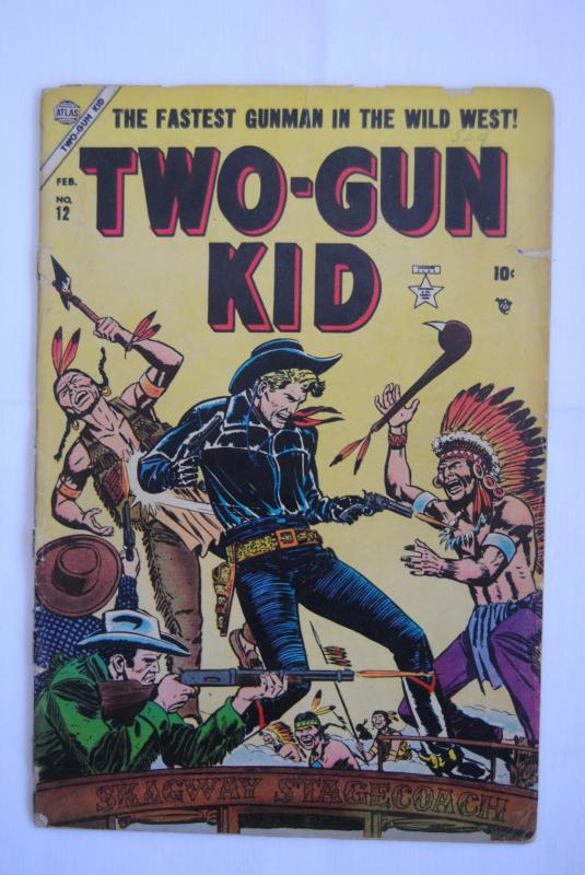 Two Gun Kid #12