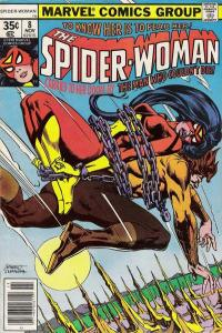 Spider-Woman (1978 series) #8, VF+ (Stock photo)