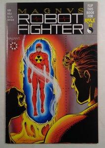 Magnus Robot Fighter #6 Valiant 1991