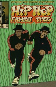 Hip Hop Family Tree #12 VF/NM; Fantagraphics | save on shipping - details inside