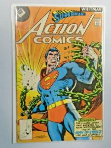 Action Comics #485 Superman Whitman 4.0 VG (1978)
