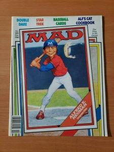 Mad Magazine #282 ~ NEAR MINT NM ~ October 1988