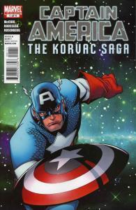 Captain America & The Korvac Saga #1 VF/NM; Marvel | save on shipping - details