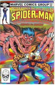 Spider-Man, Peter Parker Spectacular #65 (Apr-83) NM/NM- High-Grade Spider-Man