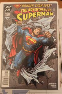 Adventures of Superman 568 9-4-nm