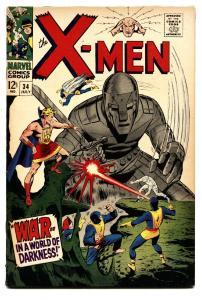 X-MEN #34 1967-MARVEL COMICS-Cyclops-comic book