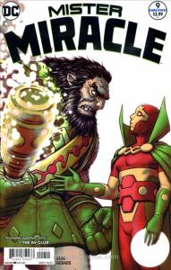 Mister Miracle (4th Series) #9 VF/NM; DC | save on shipping - details inside