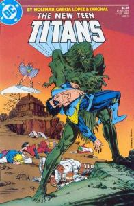 New Teen Titans (1984 series) #11, VF+ (Stock photo)