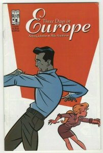 Three Day in Europe #3 (of 5) - Oni Press - February 2003