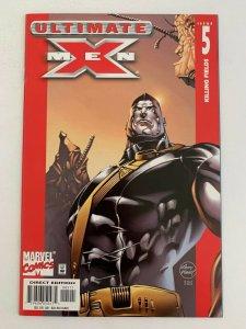 Ultimate X-Men #5 Killing Fields (2001 Marvel Comics) NM