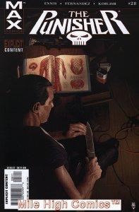 PUNISHER MAX (2004 Series) #28 Very Fine Comics Book