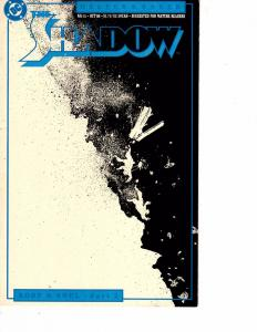 Lot Of 2 DC Comics The Shadow #2 and #3 Wonder Women  JB4