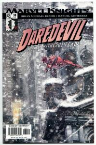 Daredevil #38 (Marvel, 2002) NM