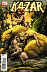 Ka-Zar (4th Series) #1 VF/NM; Marvel | save on shipping - details inside
