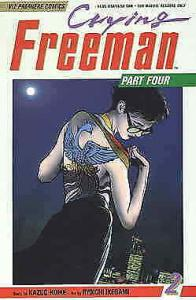 Crying Freeman Part 4 #2 VF/NM; Viz | save on shipping - details inside