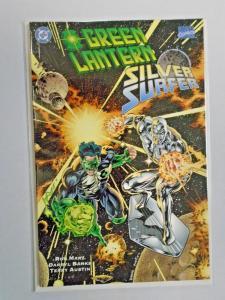 Green Lantern Silver Surfer Unholy Alliances (1995) #1, (1st Print) 6.0 - 1995
