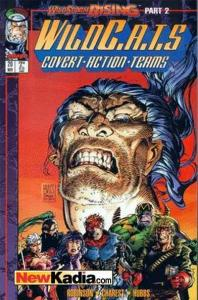 WildC.A.T.S.: Covert Action Teams #20, VF+ (Stock photo)