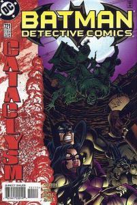 Detective Comics (1937 series) #721, NM + (Stock photo)