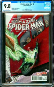 Amazing Spider-Man #5 CGC Graded 9.8