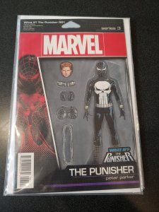What if? Peter Parker became the Punisher #1 Figure Variant 2018