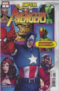 Avengers: Empyre #1 Variant
