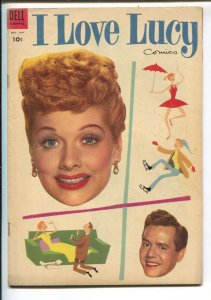 I Love Lucy #41954-Lucille Ball & Desi Arnaz Photo cover-based on her TV seri...