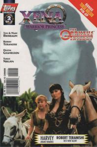 Xena: Warrior Princess: The Orpheus Trilogy #2SC FN; Topps | save on shipping -