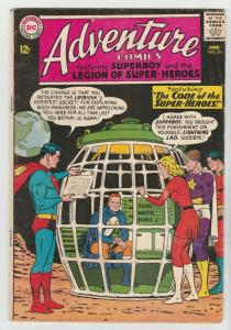 Adventure Comics #321 (Jun-64) FN Mid-Grade Legion of Super-Heroes, Superboy