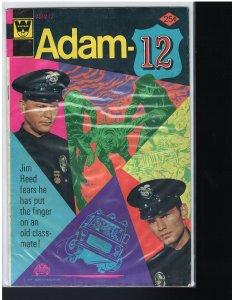 Adam-12 #6A (Gold Key, 1974)
