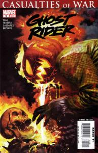 Ghost Rider (7th Series) #9 FN; Marvel | save on shipping - details inside