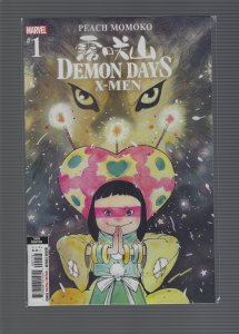 X-Men demon Days #1 Variant
