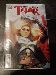 The Mighty Thor #705 - The Death of The Mighty Thor (Artgerm Var)