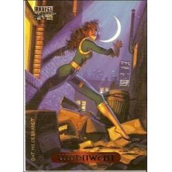 1994 Marvel Masterpieces Series 3 - SHADOWCAT #106