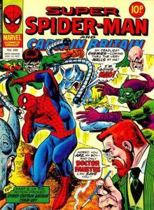 Super Spider-Man #249, Fine+ (Stock photo)