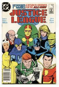 Justice League #1 Shazam, Batman, Dr. Fate-comic book-DC VF+
