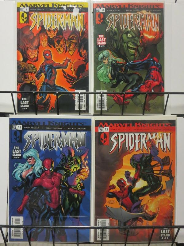 SPIDERMAN MARVEL KNIGHTS  9-12  The Last Stand