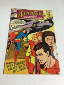 Adventure Comics 371 Vg- Very Good- 3.5 DC Comics