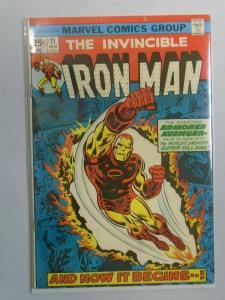 Iron Man #71 (1974 1st Series) 6.0/FN