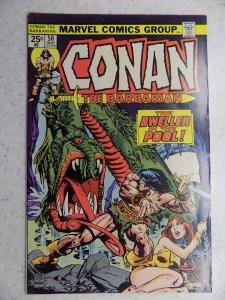 CONAN THE BARBARIAN # 50
