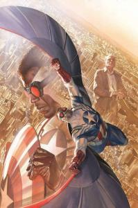 All New Captain America #1 Poster by Alex Ross (24 x 36) Rolled/New!