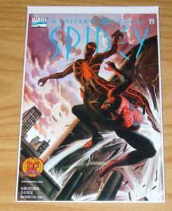Universe X Special: Spidey #1 VF/NM dynamic forces variant w/COA (#331 of 3,000)