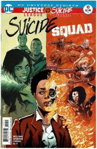 Suicide Squad #10 (2016 v4) Harley Quinn NM